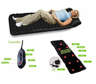 Body Massager Bed
