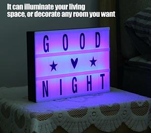 Illuminate Night lamp